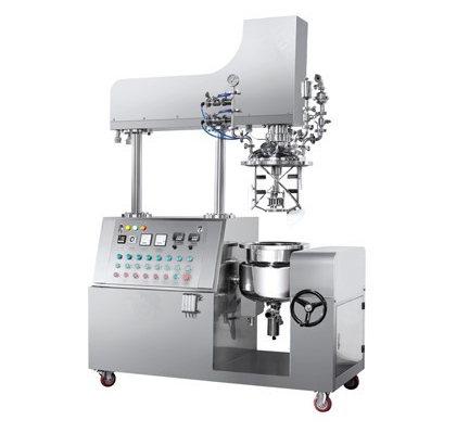 Jinfeng analyzes the Emulsifying Machine for you