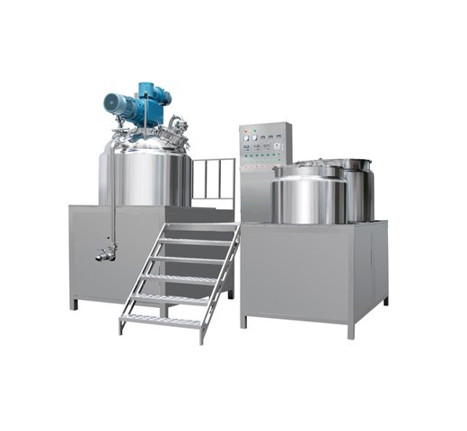 JF-C Internal and External Circulation Emulsifying Machine