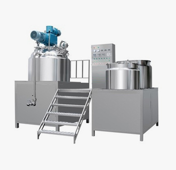 JF-C Internal and External Circulation Emulsifying Machine