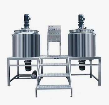 PMC-B Liquid Detergent Production Equipment