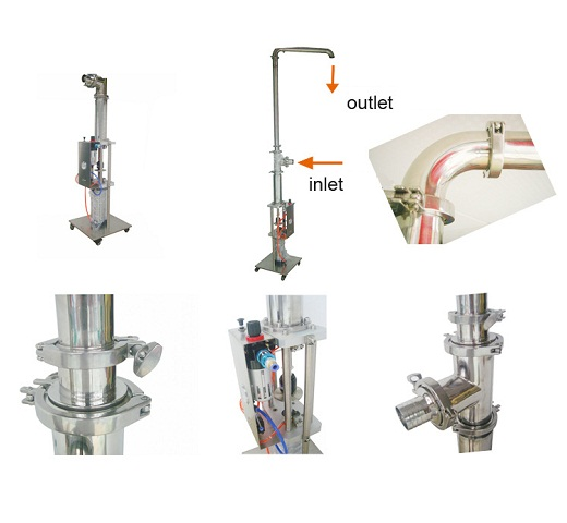 Priming Pump / Feeder / Pneumatic pump