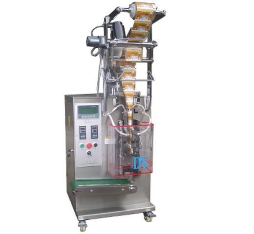 DY-60F Vertical Powder Packaging Machine (3/4 Side Seal)