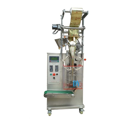 DY-60P Vertical Flake Packaging Machine (3/4 Side Seal)