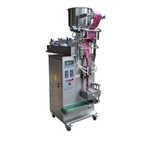 BY-60YJ Vertical Paste Packaging Machine (Back Seal)