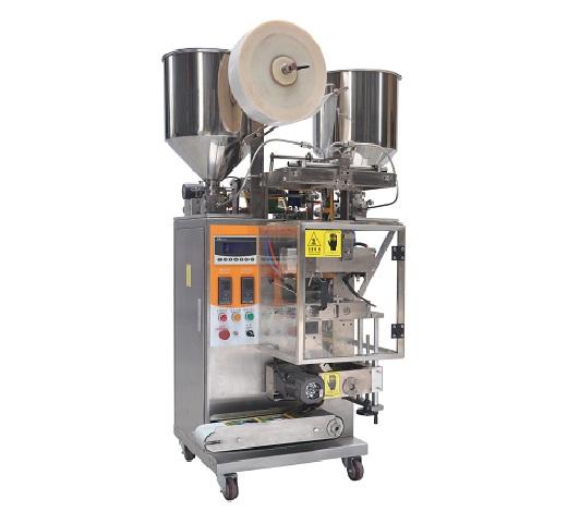 YS50/YS150 Double Material(Hair-Dye Shampoo) Packaging Machine