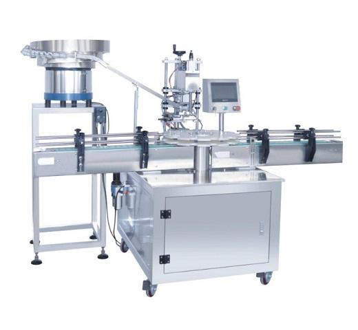 XG-100 Automatic Capping Machine