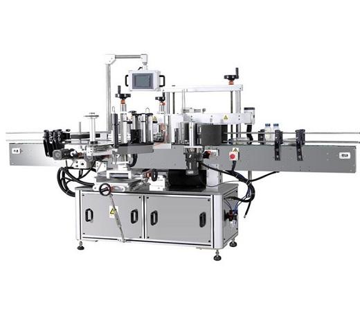 MT-500 Automatic double sides labeling machine