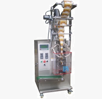 DY-60F Vertical Powder Packaging Machine (3/4 Side Seal)