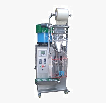 DY-60P-1 Vertical Single Disc Screw Packing Machine(3 Side Seal)