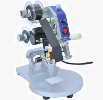 DY-8 Manual Ribbon Coder machine