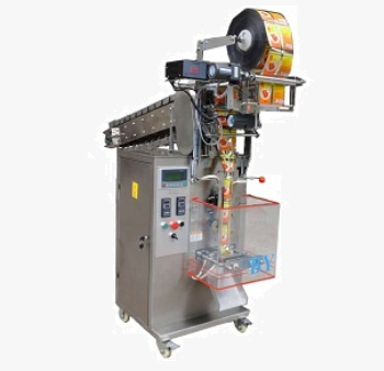 BY-60P Vertical Flake Packaging Machine (Back Seal)