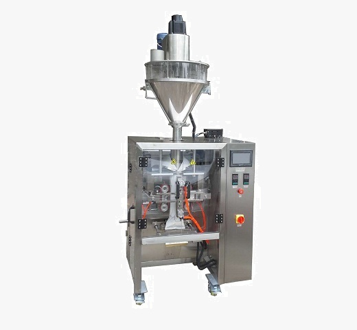 BY-420 Vertical Grain Packaging Machine (Back Seal)