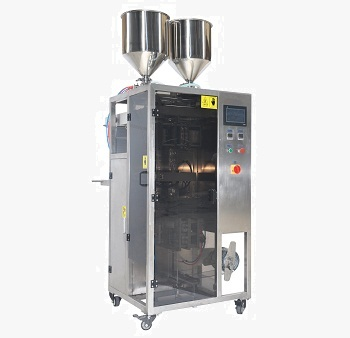 Y50 Irregular Shaped Bag Packaging Machine(Double Bag)