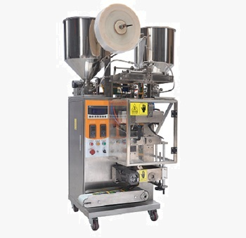 YS50/YS150 Double Material(Hair-Dye Shampoo) Packaging Machine