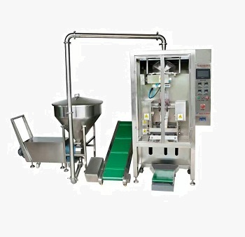 DXDL5000B Liquid Vacuum Packaging Machine