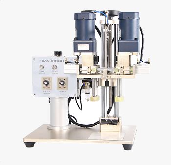 TD-SGJ Semi-automatic Capping Machine