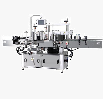 MT-500 Automatic double sides labeling machine