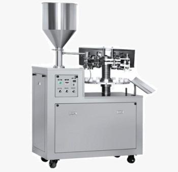GZJ-50A Metal Tube Filling And Sealing Machine