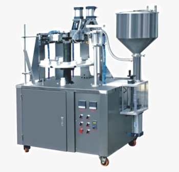 GZJ-50B Composite Tube Filling and Sealing Machine