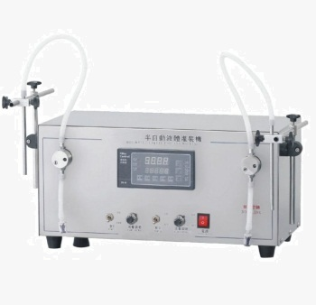 GLF Series Semi-automatic Liquid Filling Machine