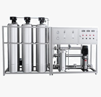 LRO Reverse Osmosis Pure Water Equipment (Softened)