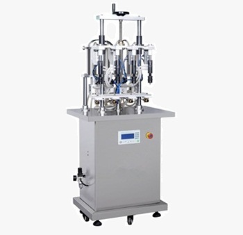 JF-P Semi-automatic Vacuum Perfume Filling Machine