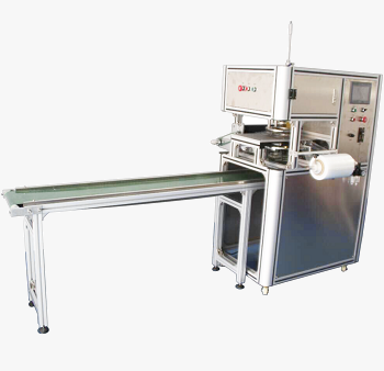 JF-D02 Soap packaging machine